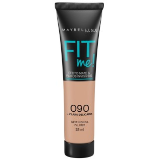 Maybelline fit me base líquida cor 090