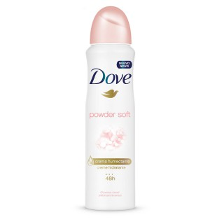 Desodorante Dove Aerosol Power Soft 89g