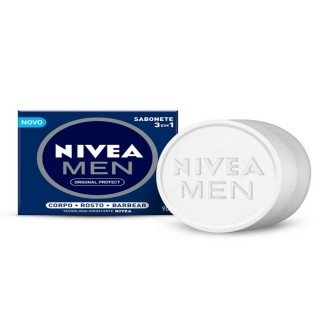 Sabonete Nivea Men Barba original 90g