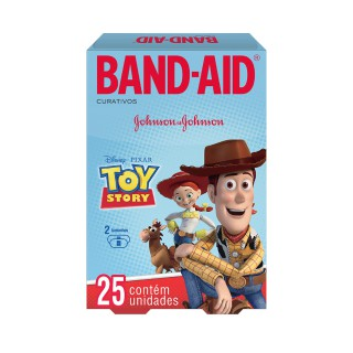 Curativo Band-Aid Toy Story 25 unidades