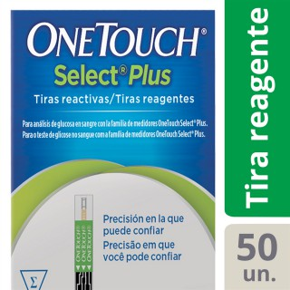 Onetouch Select Plus com 50 Tiras