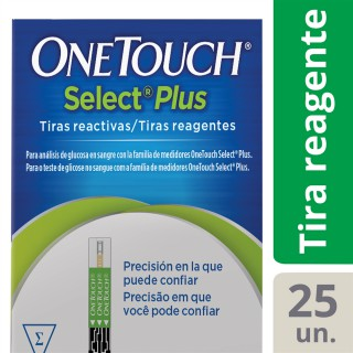 Onetouch Select Plus com 25 Tiras