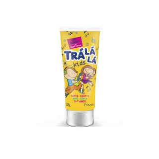 Gel dental Tra la la Tutti Frutti 70g