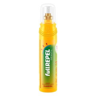 Repelente FullRepel spray à base de Icaridina Infantil 100ml