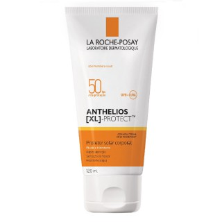 Bloqueador Solar Anthelios FPS-50 XL Protect Hidratante 120ml