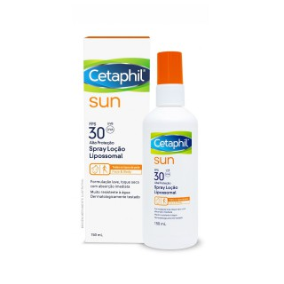 Cetaphil Sun Protetor Solar FPS30 Spray 150ml