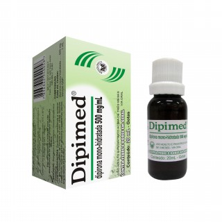 Dipimed 500mg 20ml