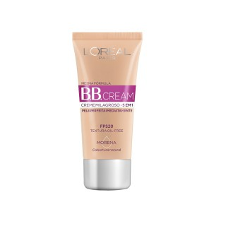 Base BB Cream 5 em 1 Morena 30ml