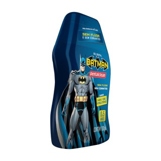 Gel dental Batman Mix de Frutas sem flúor 100g