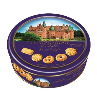 Cookies Santa Edwiges Butter Danish Style 340g