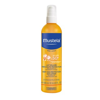 Protetor Solar Mustela FPS-50 Sun Sensitive 300ml