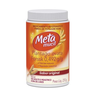 Metamucil Original 210g