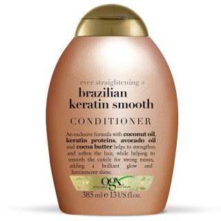 Condicionador OGX Brazil Keratin smooth 385ml