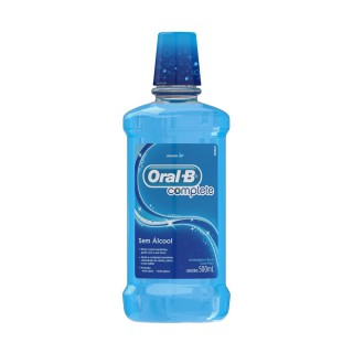 Enxaguante bucal Oral-B Menta Leve 500ml Pague 300ml
