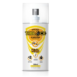 Repelente Triblock Kids 100ml