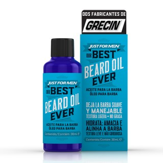 Óleo para a Barba Just For Men Best Beard 30ml