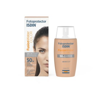 Fotoprotector Isdin FusionWater Color 50 SPF 50ml