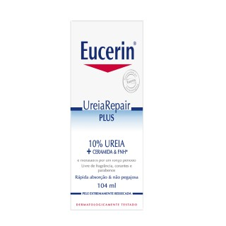 Eucerin creme para os pés 10% Ureia Repair Plus 104ml