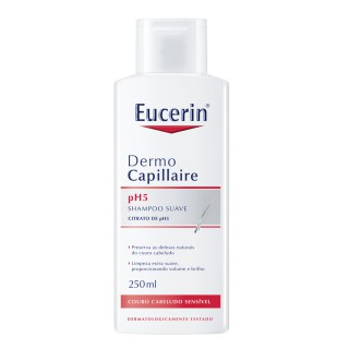 Eucerin Shampoo PH5 Dermocapillaire 250ml