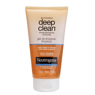 Gel Neutrogena Deep Clean 150g