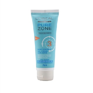 Gel Pure Zone deep control 75ml