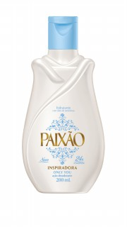Hidratante Paixão Only You 200ml