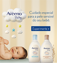 Banner Lateral | Aveeno Baby