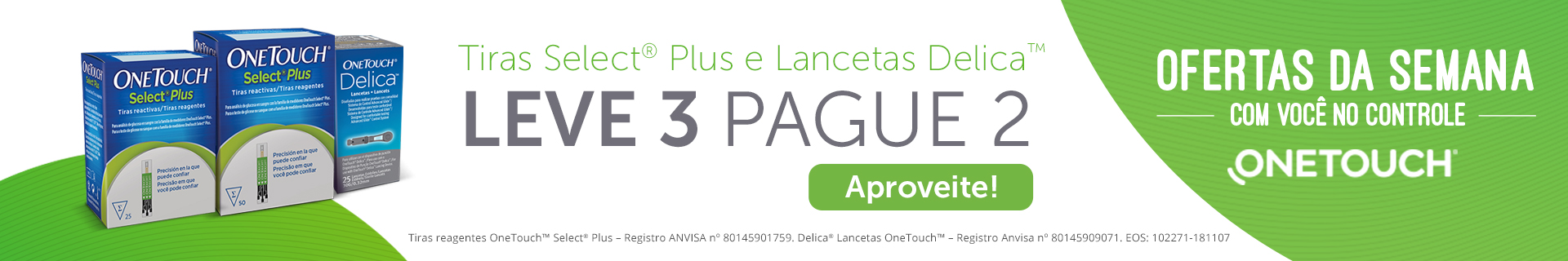 Home | Onetouch leve 3 pague 2