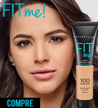 Banner lateral Beauty | Corretivo Loreal Fit Me 10