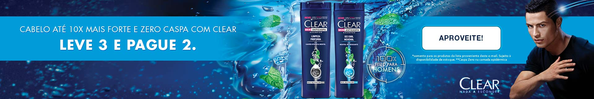 Home | Clear Leve 3 Pague 2 Unilever