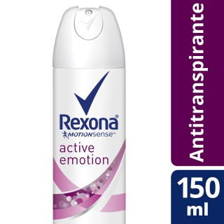 Desodorante Rexona Aerosol Woman Active emotion 90g