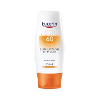 Eucerin protetor solar FPS-60 Extra light 150ml