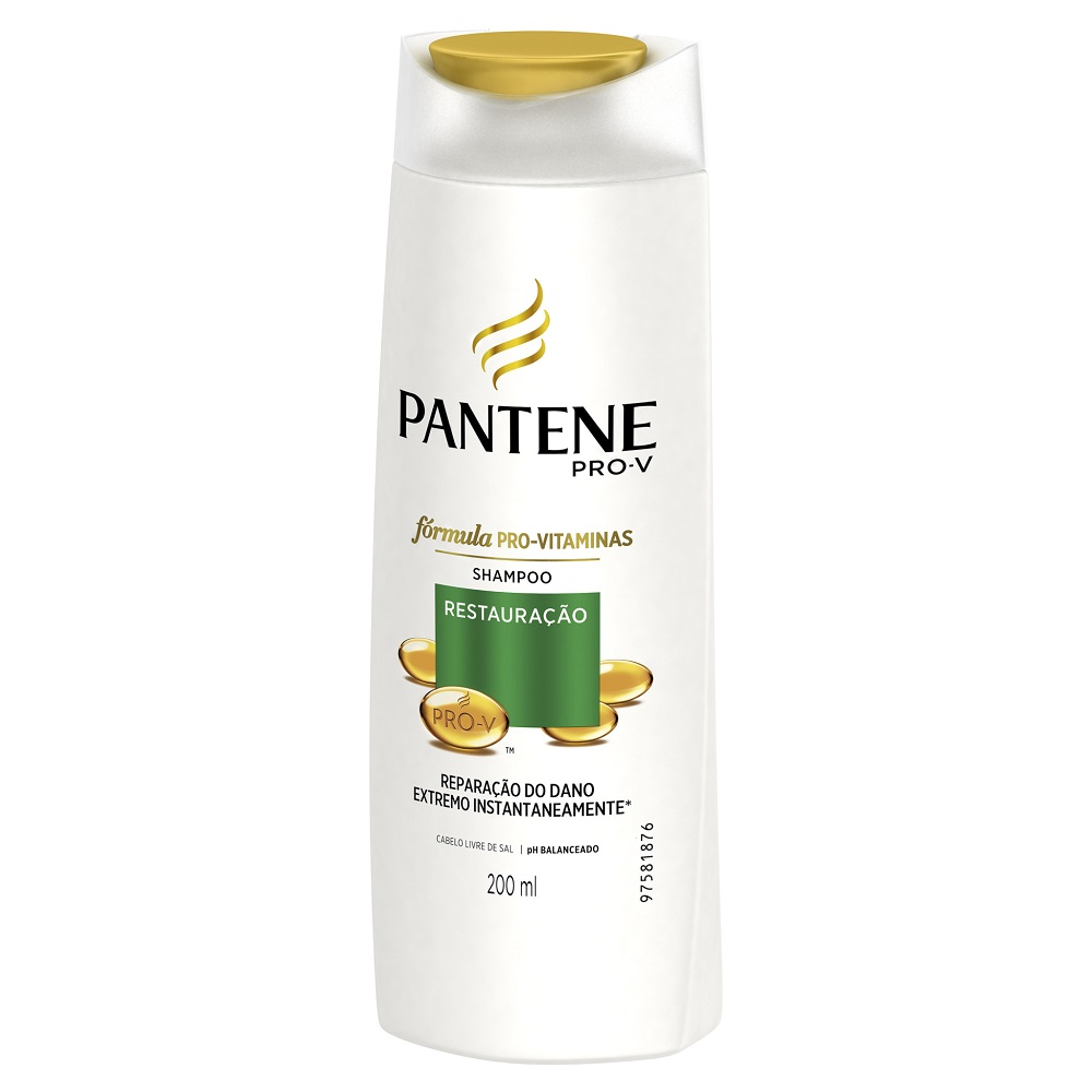 project on pantene shampoo Shampoo like dove, sunsilk, garnier fructis, etc are very regular among the households and the main source is television advertisement, i e , the ads make the.