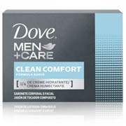 Sabonete Dove Men+Care Clean Confort