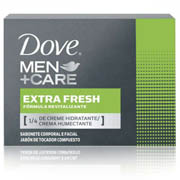 Sabonete Dove Men+Care Extra Fresh