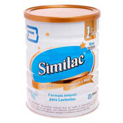 Fórmula Infantil Similac Advance 1