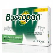 Buscopan 10 Mg - 20 drágeas
