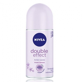 Desodorante Rollon Nivea Double Effect 50ml