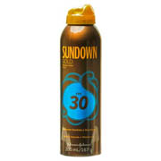 Protetor Solar Spray Sundown Gold Fps 30