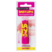 Protetor Labial Baby Lips Pink Punch
