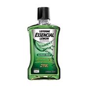 Anti Septico Bucal Listerine Essencial Lemon Mint com 250ml