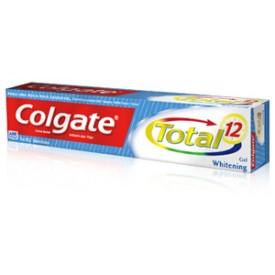 Creme Dental Colgate Total 12h Whitening 90g