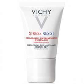 Desodorante Antitranspirante Rollon 72h Stress Resist Vichy 30ml