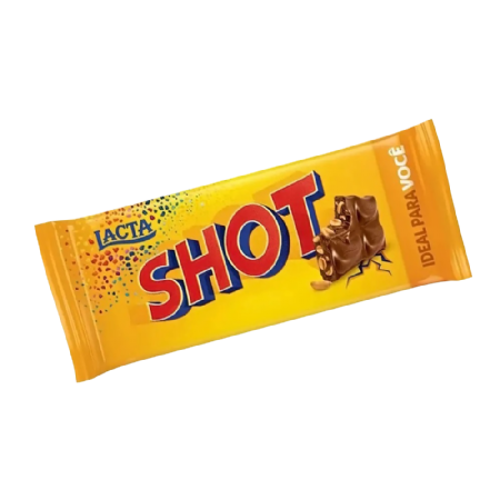 Chocolate Lacta Shot 90g