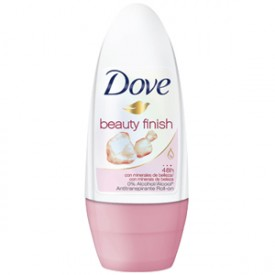 Desodorante Antitranspirante Rollon Dove Beauty Finish 50ml